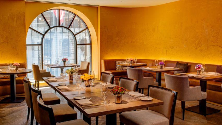 High-End Restaurant Designs by Yabu Pushelberg