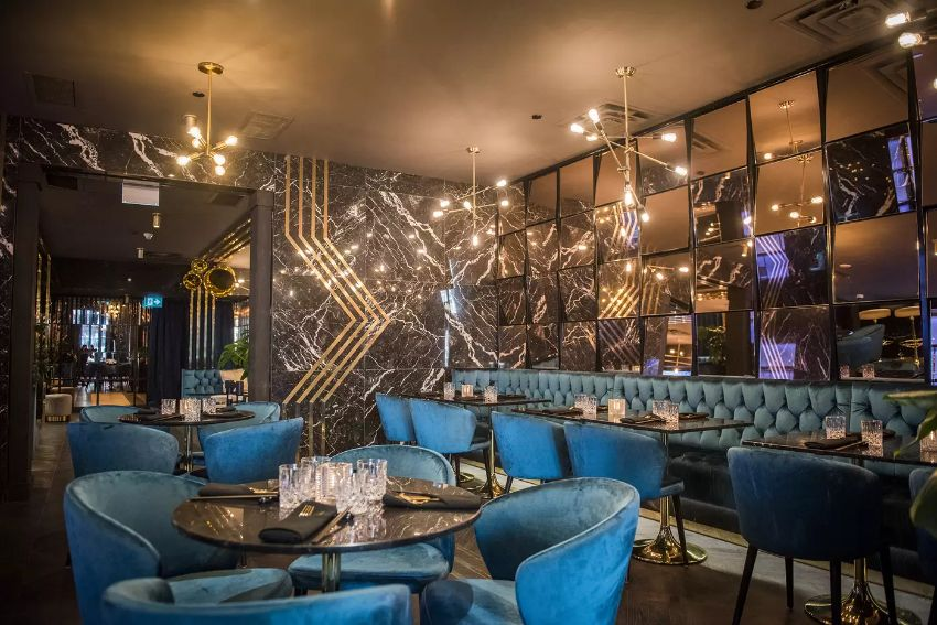 Luxury Restaurants And Bars Owned By International Celebrities