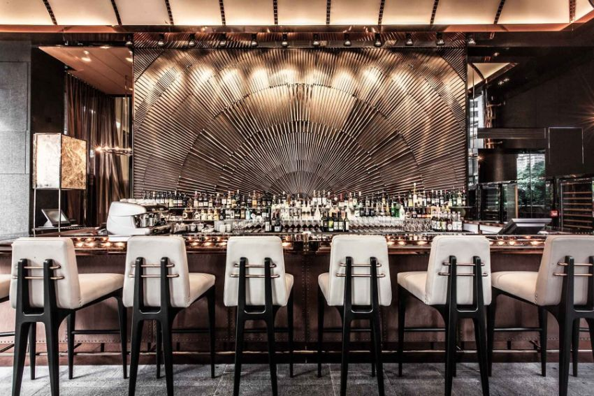 Luxury Restaurants Designed By Joyce Wang