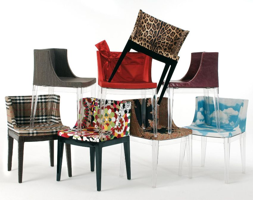 Modern Dining Room Ideas With Luxury Chairs By Philippe Starck
