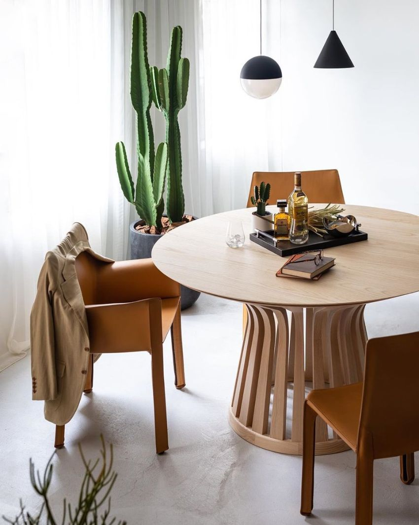 Patrick Jouin's Contemporary Dining Room Design Ideas