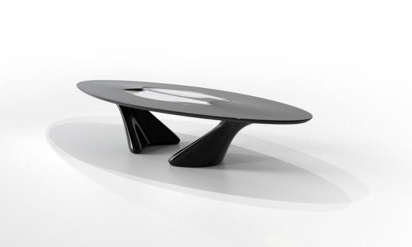 Zaha Hadid's Most Unique Dining Room Design Ideas