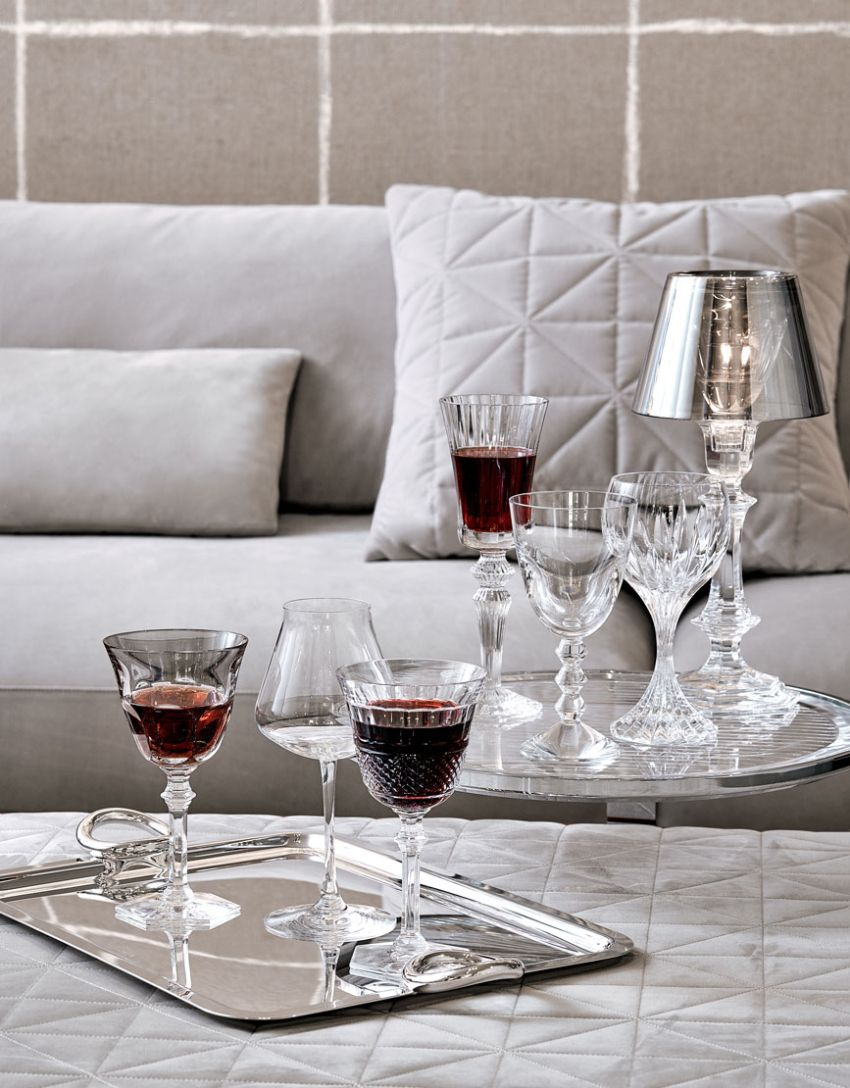 Baccarat's Fine Lighting And Tableware To Inspire You
