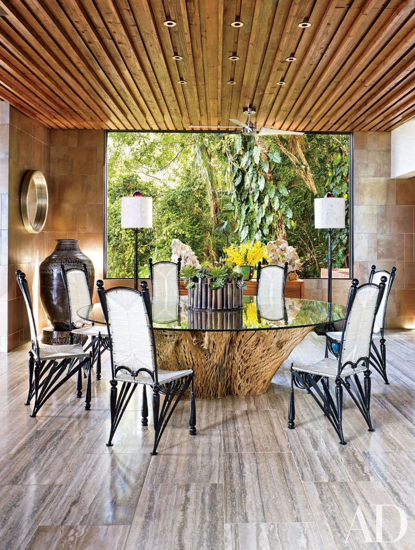 Ingrao's Contemporary Dining Room Designs