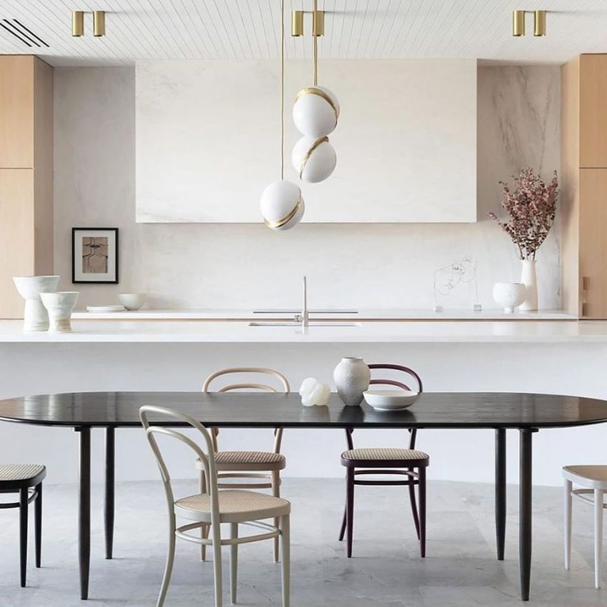 Lee Broom's Lighting Design Ideas For Your Modern Dining Room