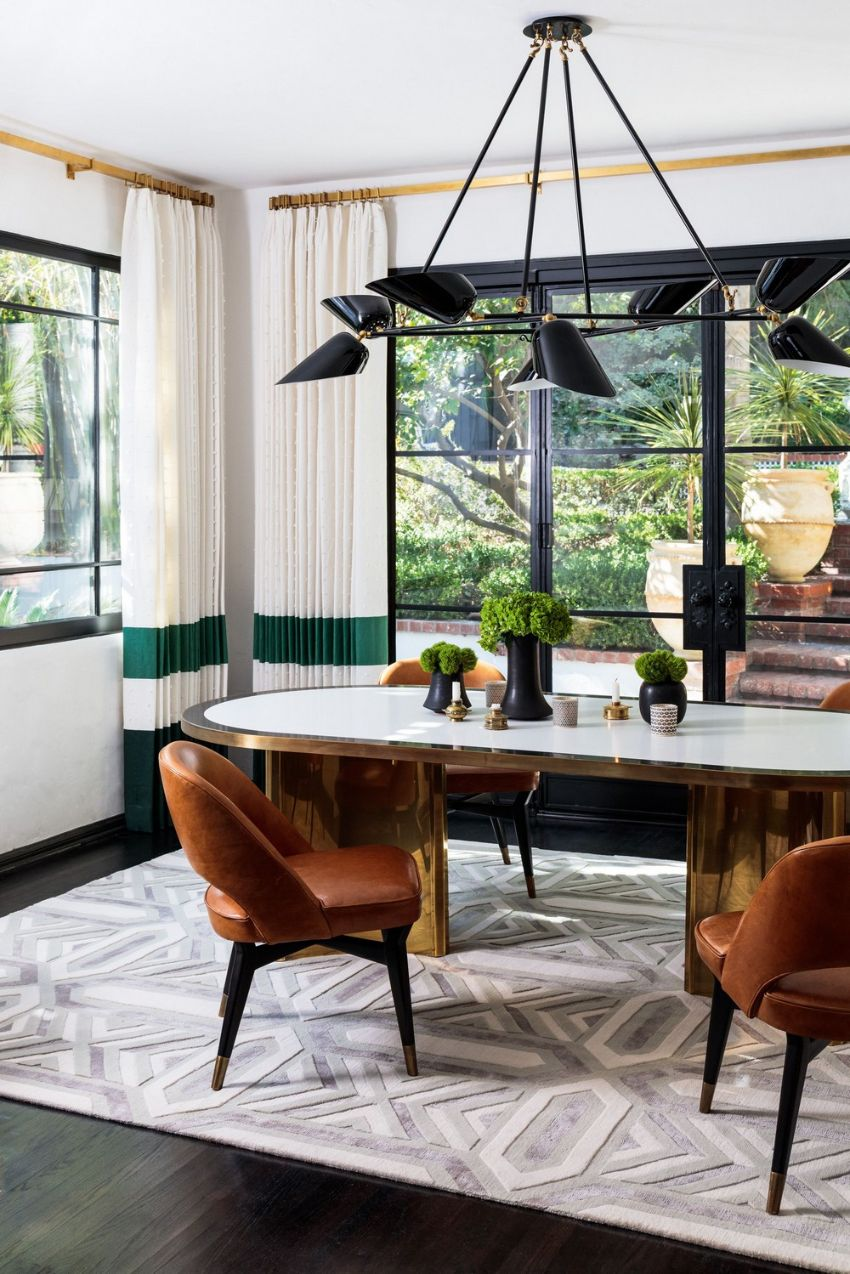 Martyn Lawrence Bullard's Exquisite Dining Room Designs To Inspire You martyn lawrence bullard Martyn Lawrence Bullard's Best Celebrity Dining Room Designs Martyn Lawrence Bullards Exquisite Dining Room Designs To Inspire You 2