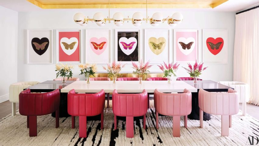Martyn Lawrence Bullard's Exquisite Dining Room Designs To Inspire You martyn lawrence bullard Martyn Lawrence Bullard's Best Celebrity Dining Room Designs Martyn Lawrence Bullards Exquisite Dining Room Designs To Inspire You 3