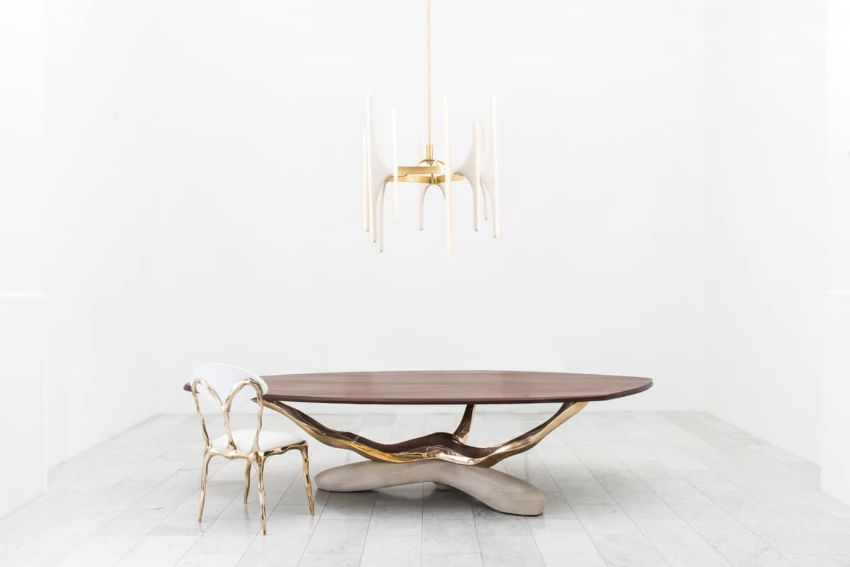 Modern And Fashionable Design Pieces By Markus Haase