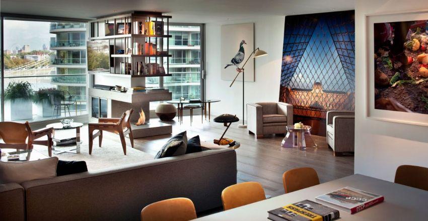 Modern Dining Room Projects by Tara Bernerd