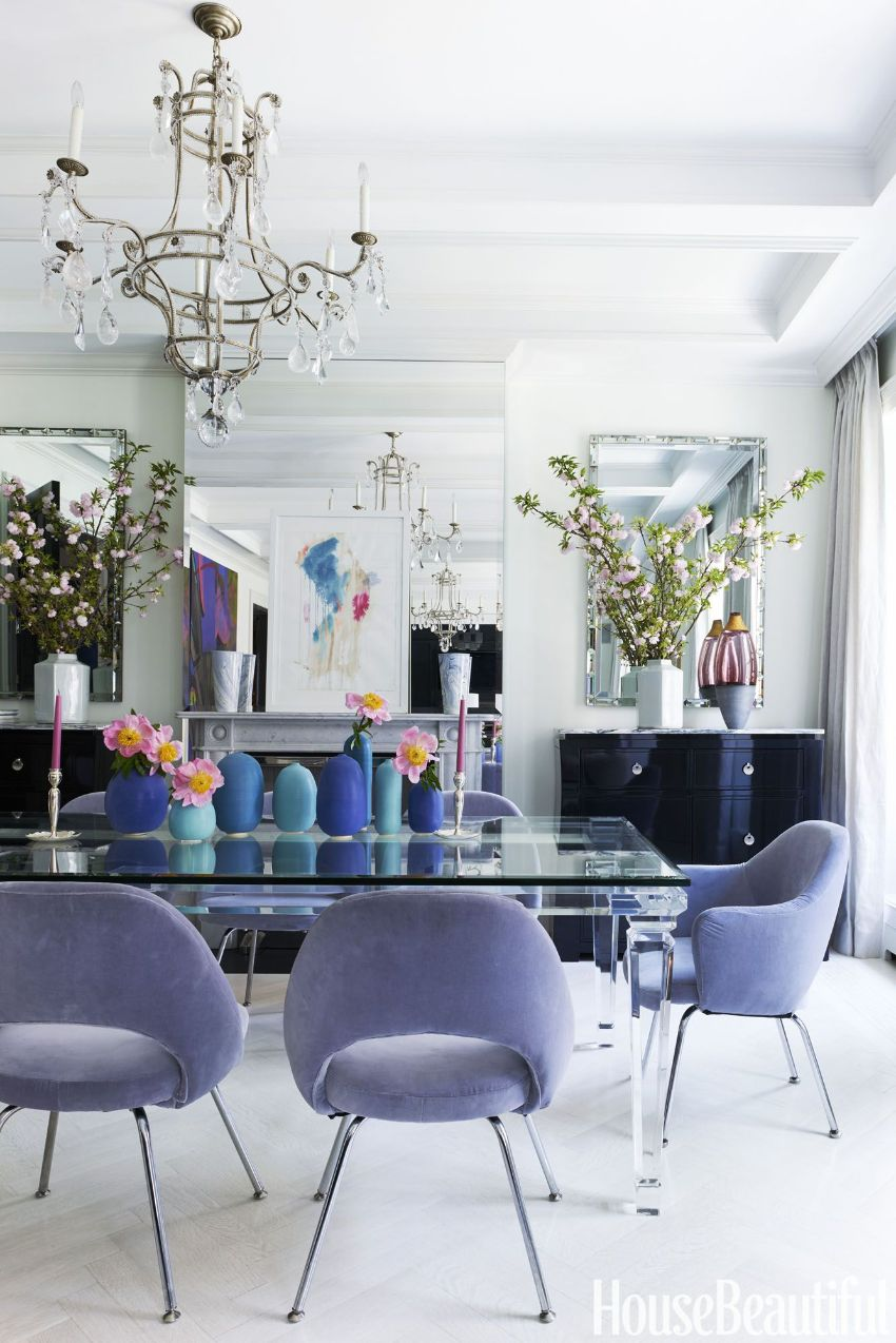 Astounding Dining Room Designs by Sara Story