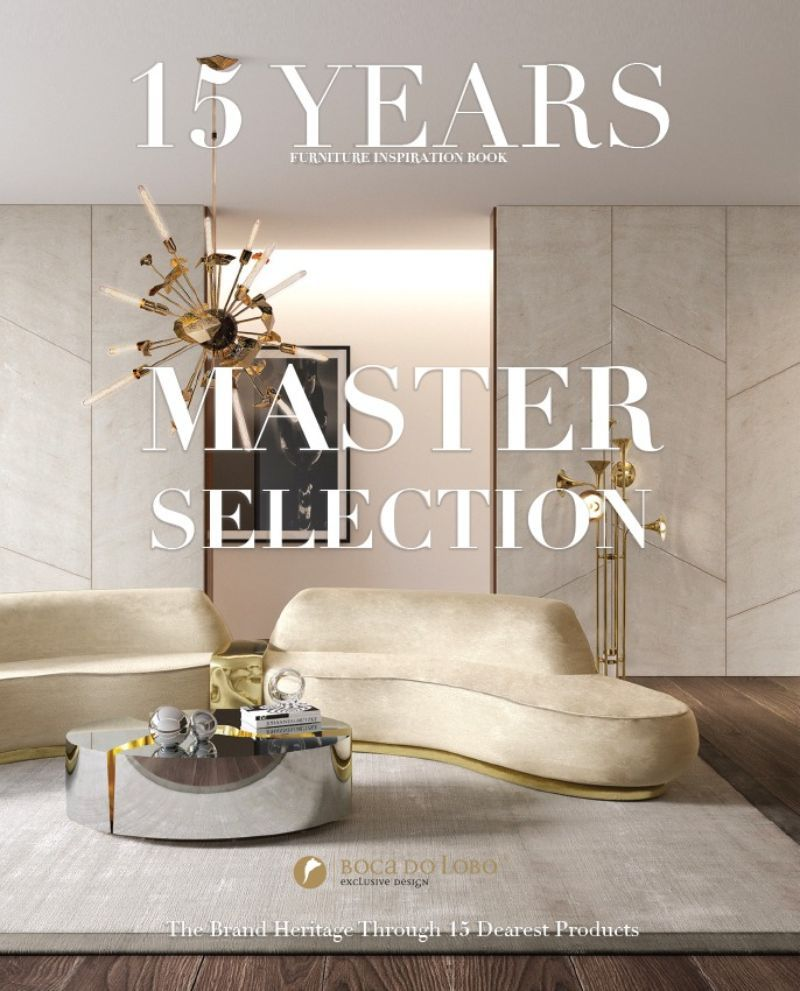 Celebrating 15 Years of Luxury Design: New Ebook by Boca do Lobo