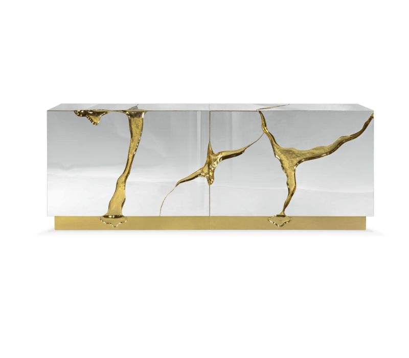 Stunning and Modern Sideboards To Revamp Your Dining Room's Design modern sideboards Trendy and Modern Sideboards For Your Luxury Dining Room Celebrating 15 Years of Luxury Design New Ebook by Boca do Lobo 8