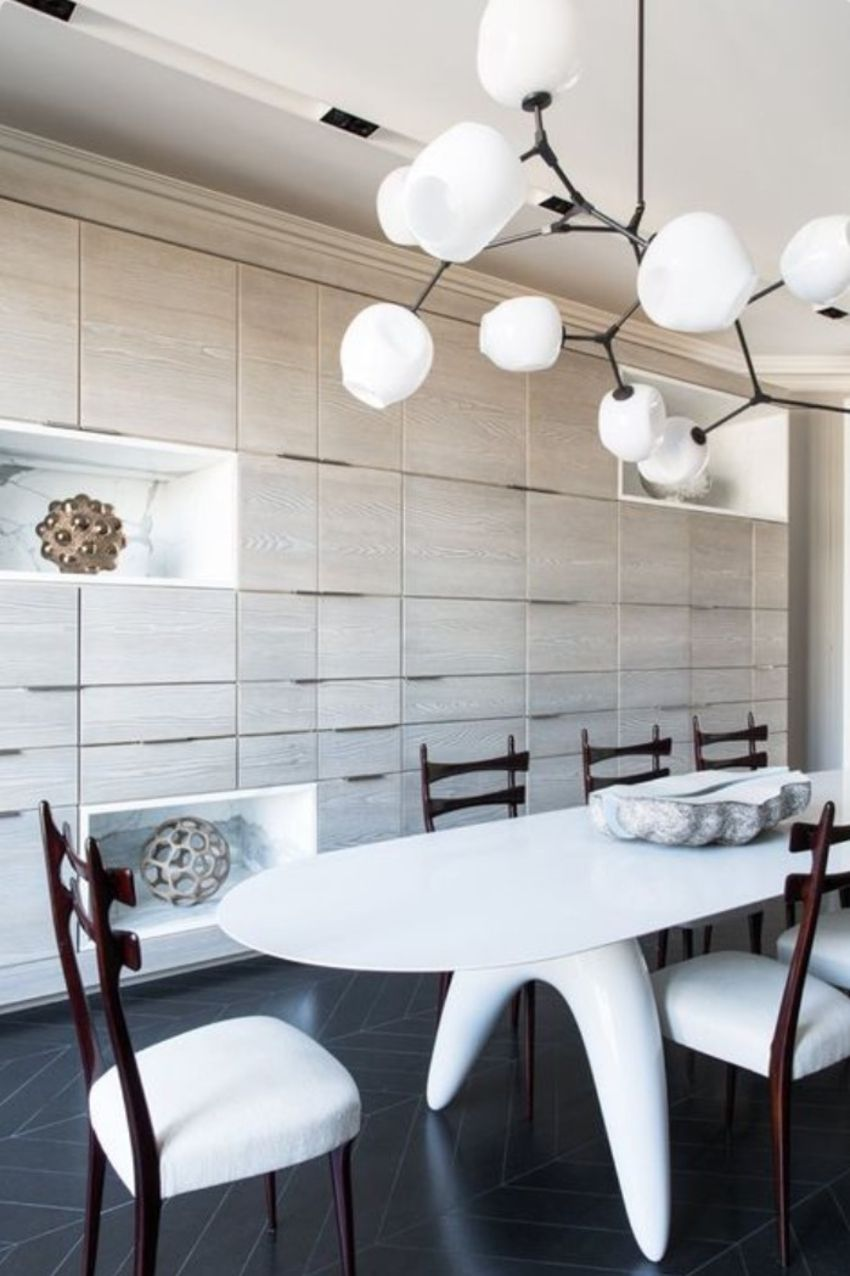 Damien Langlois-Meurinne's Dining Room Design Ideas