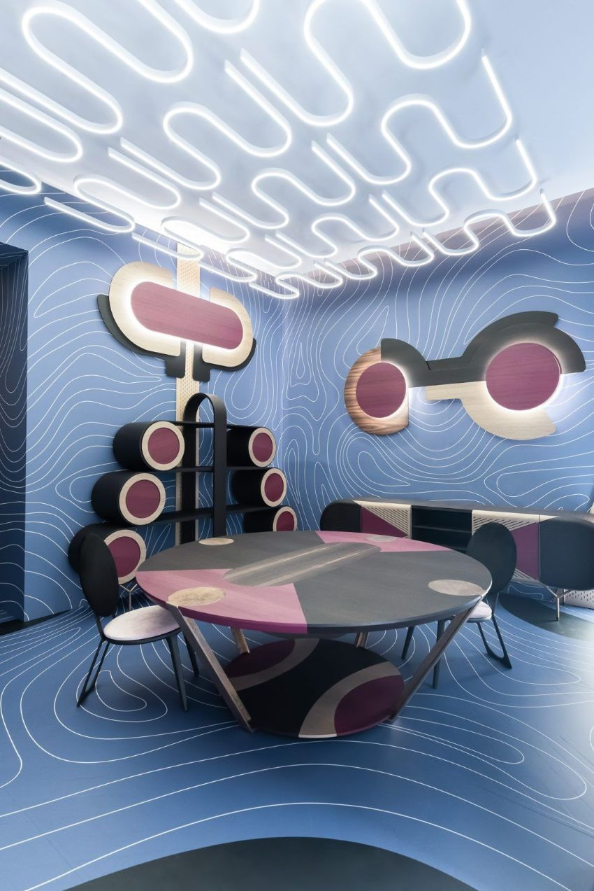 Elena Salmistraro's Outstanding and Artistic Designs For Your Modern Dining Room