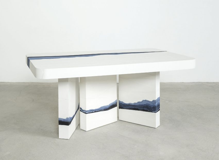 Fernando Mastrangelo's Unique Dining Table Designs