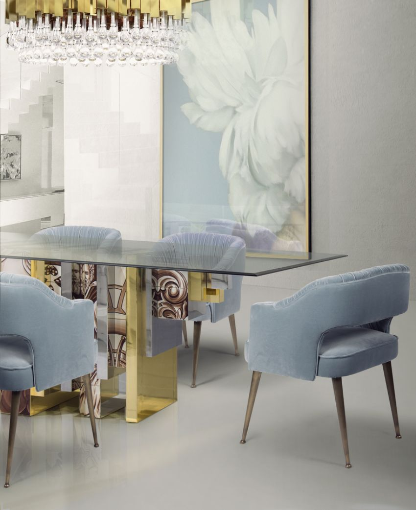 How to Choose Dining Chairs To Suit Your Modern Dining Table