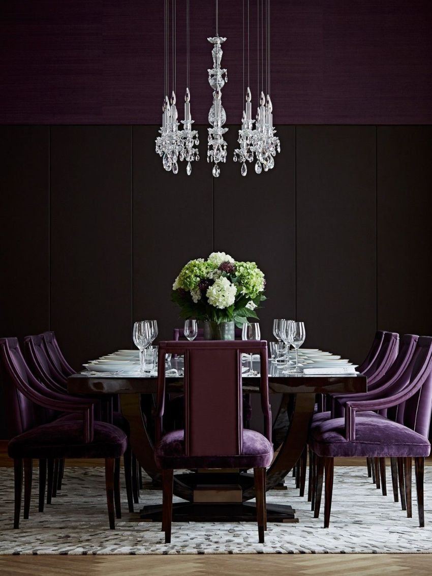 Modern Dining Room Designs by Taylor Howes