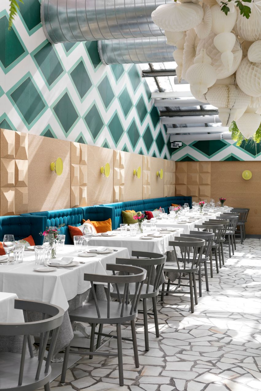 Notable and Impressive: Discover These Restaurant Designs by Pepe Leal