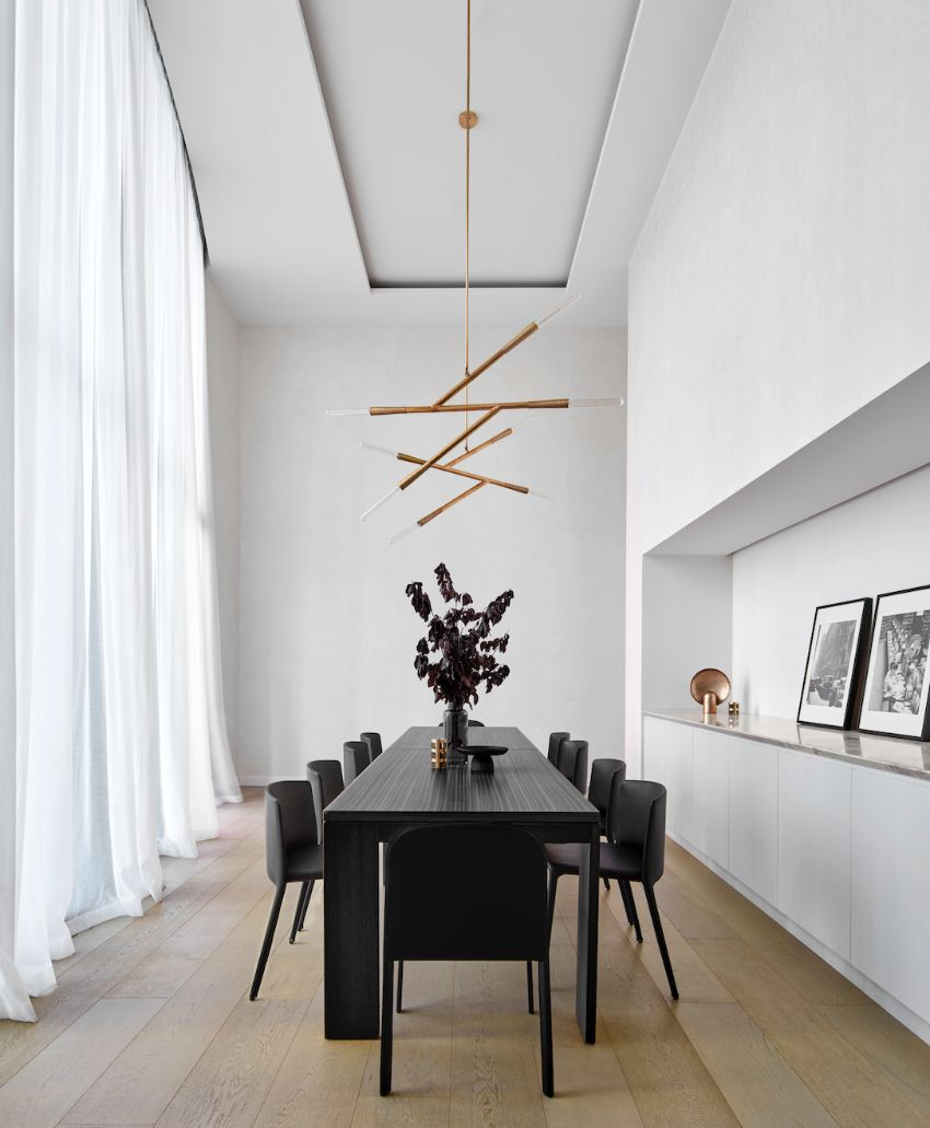 Out Of The Ordinary: Christopher Boot's Lighting Design For Your Contemporary Dining Room