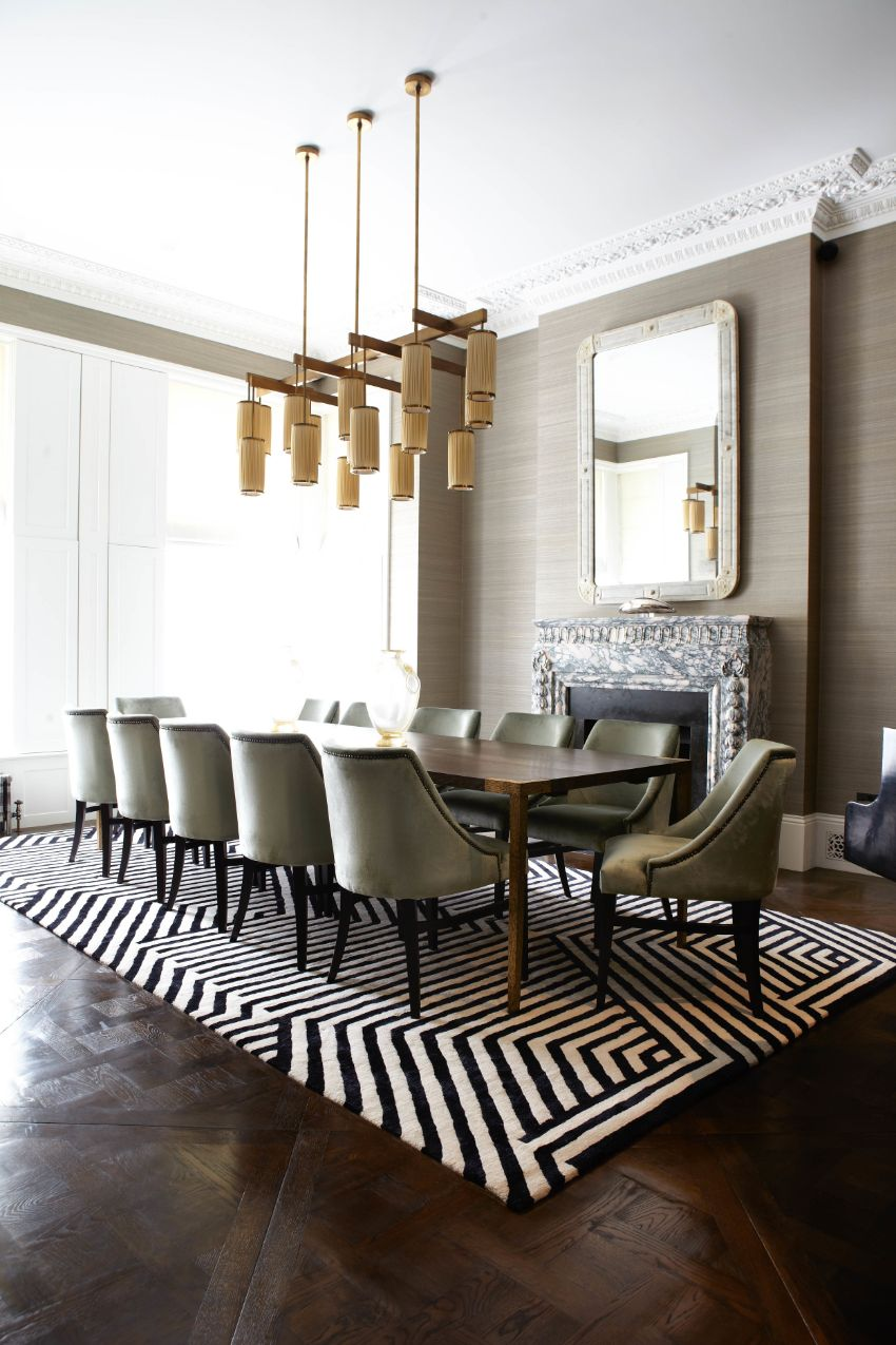 Remarkable Dining Room Designs by Peter Mikic