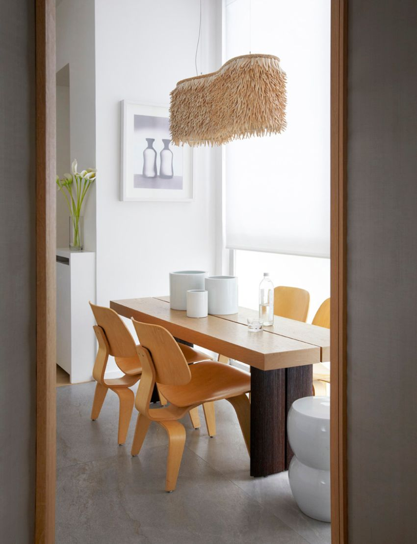 Striking Dining Rooms To Inspire You Designed by BISMUT & BISMUT