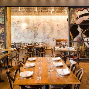 Art Meets Dining - Restaurant Designs That Double As Art Galleries ft