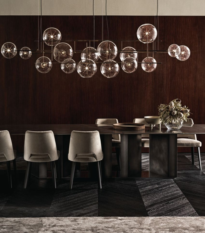 Gallotti and Radice's Luxury Dining Room Furniture Designs (2)