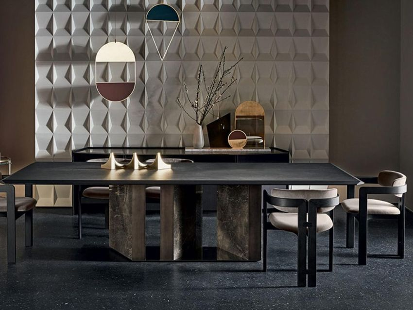 Gallotti and Radice's Luxury Dining Room Furniture Designs (3)