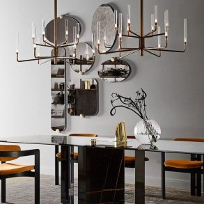 Gallotti and Radice's Luxury Dining Room Furniture Designs ft