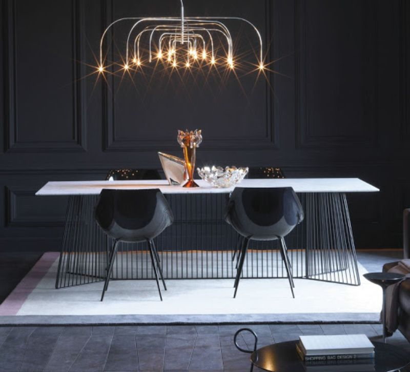 Symbols Of Grace And Elegance: Modern Dining Tables By Driade