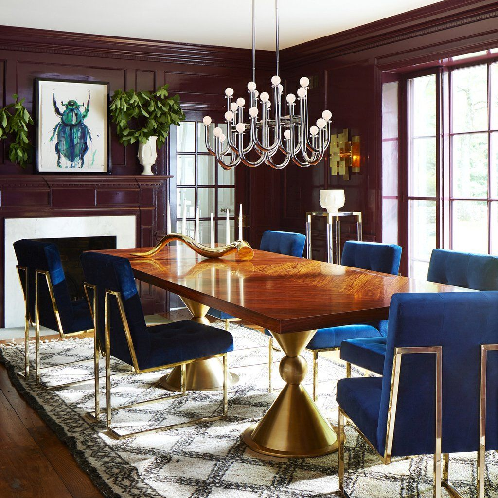 Dining Room Design Inspirations By Jonathan Adler (6)