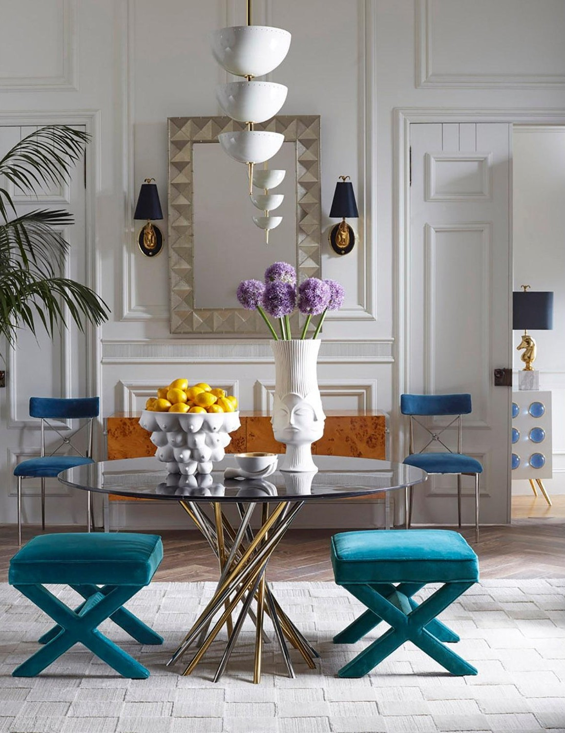 Dining Room Design Inspirations By Jonathan Adler (8)
