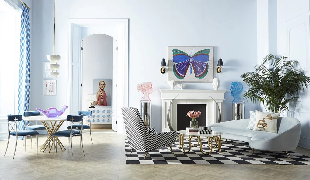 Dining Room Design Inspirations By Jonathan Adler (9)