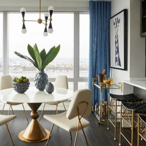 Dining Room Design Inspirations By Jonathan Adler ft