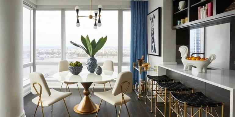 Dining Room Design Inspirations By Jonathan Adler ft