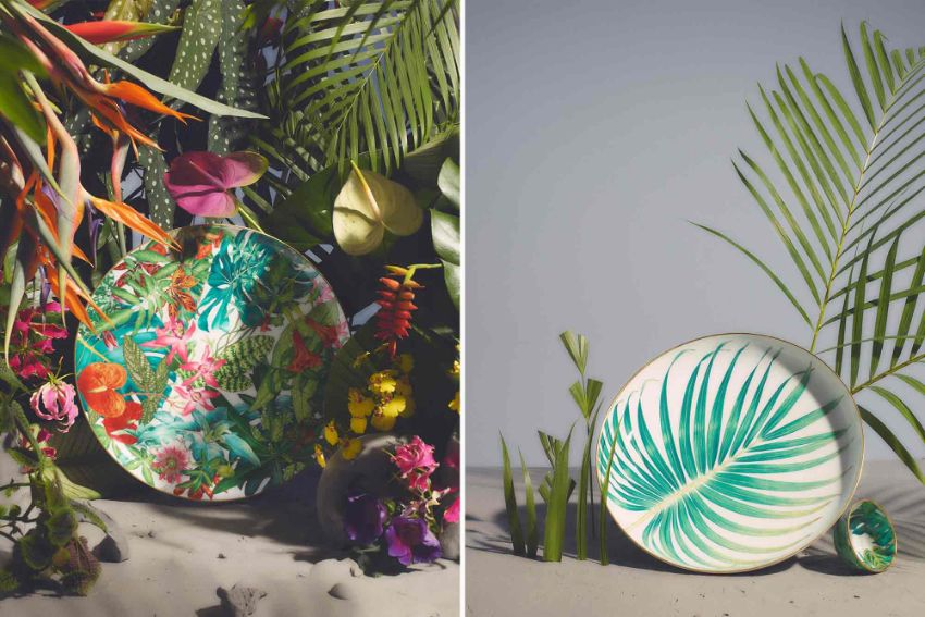 Hèrmes Launches 'Passifolia' A Nature-Inspired Tableware Collection (1) hermès 'Passifolia' – Hermès' Latest Nature-Inspired Tableware Collection H  rmes Launches Passifolia A Nature Inspired Tableware Collection 1