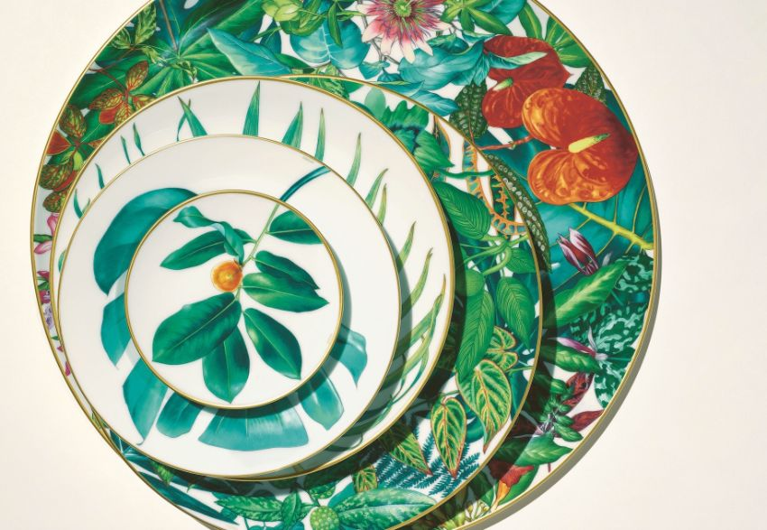 Hèrmes Launches 'Passifolia' A Nature-Inspired Tableware Collection (10) hermès 'Passifolia' – Hermès' Latest Nature-Inspired Tableware Collection H  rmes Launches Passifolia A Nature Inspired Tableware Collection 10