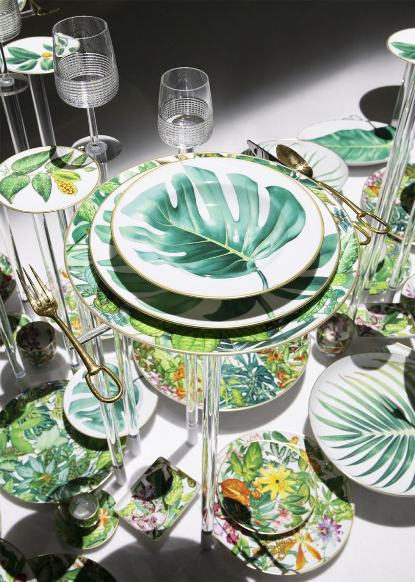 Hèrmes Launches 'Passifolia' A Nature-Inspired Tableware Collection (2) hermès 'Passifolia' – Hermès' Latest Nature-Inspired Tableware Collection H  rmes Launches Passifolia A Nature Inspired Tableware Collection 2