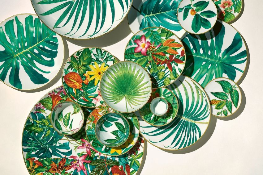Hèrmes Launches 'Passifolia' A Nature-Inspired Tableware Collection (7) hermès 'Passifolia' – Hermès' Latest Nature-Inspired Tableware Collection H  rmes Launches Passifolia A Nature Inspired Tableware Collection 7