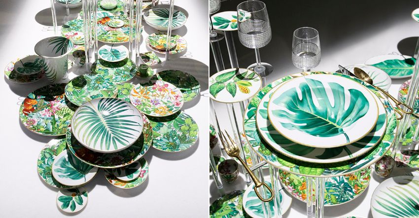 Hèrmes Launches 'Passifolia' A Nature-Inspired Tableware Collection (8) hermès 'Passifolia' – Hermès' Latest Nature-Inspired Tableware Collection H  rmes Launches Passifolia A Nature Inspired Tableware Collection 8