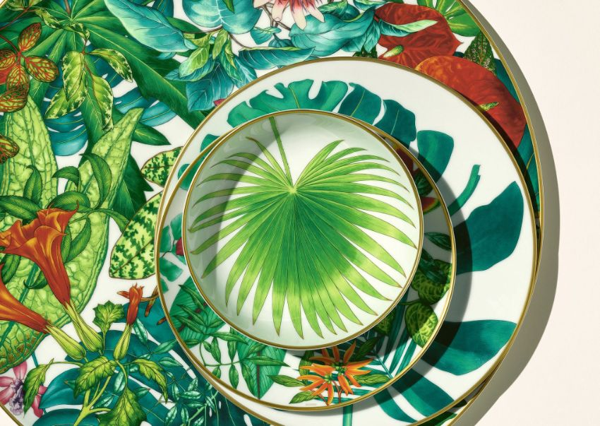 Hèrmes Launches 'Passifolia' A Nature-Inspired Tableware Collection (9) hermès 'Passifolia' – Hermès' Latest Nature-Inspired Tableware Collection H  rmes Launches Passifolia A Nature Inspired Tableware Collection 9