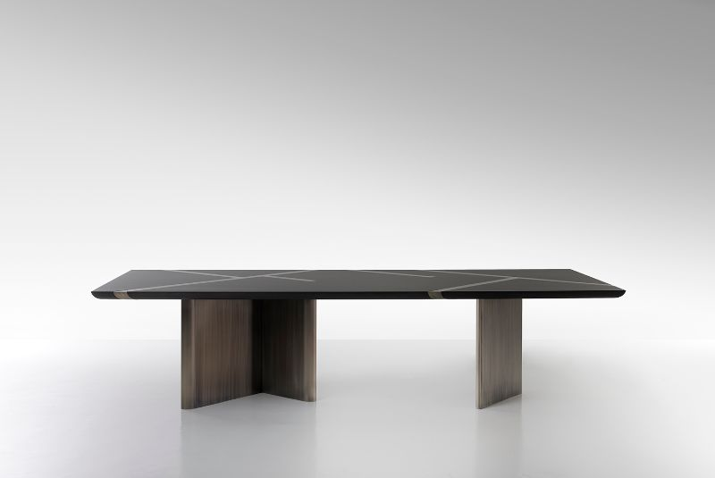 Dining Room Exclusive Trends: Luxury Dining Tables By Fendi Casa