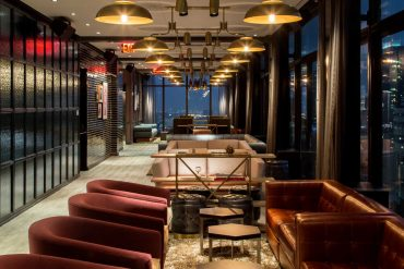 Meyer Davis' Modern Restaurant Designs In New York City ft