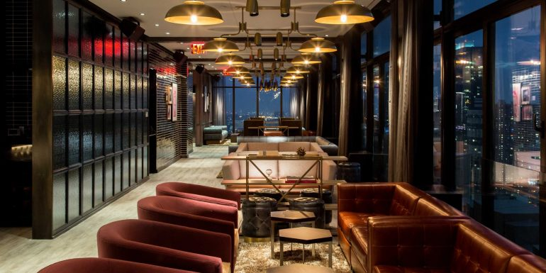 Meyer Davis' Modern Restaurant Designs In New York City ft