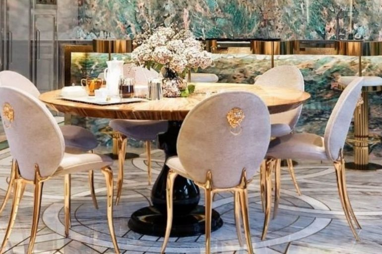 Dining Chair Ideas For A Contemporary Dining Room