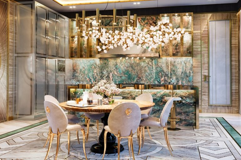 Dining Chair Ideas For A Contemporary Dining Room ft