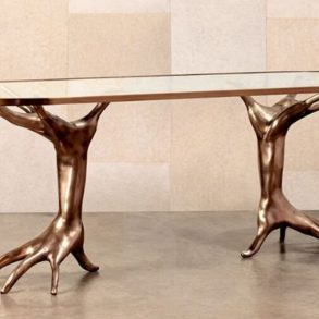 5 Fun And Modern Dining Tables For A Playful But Sophisticated Room