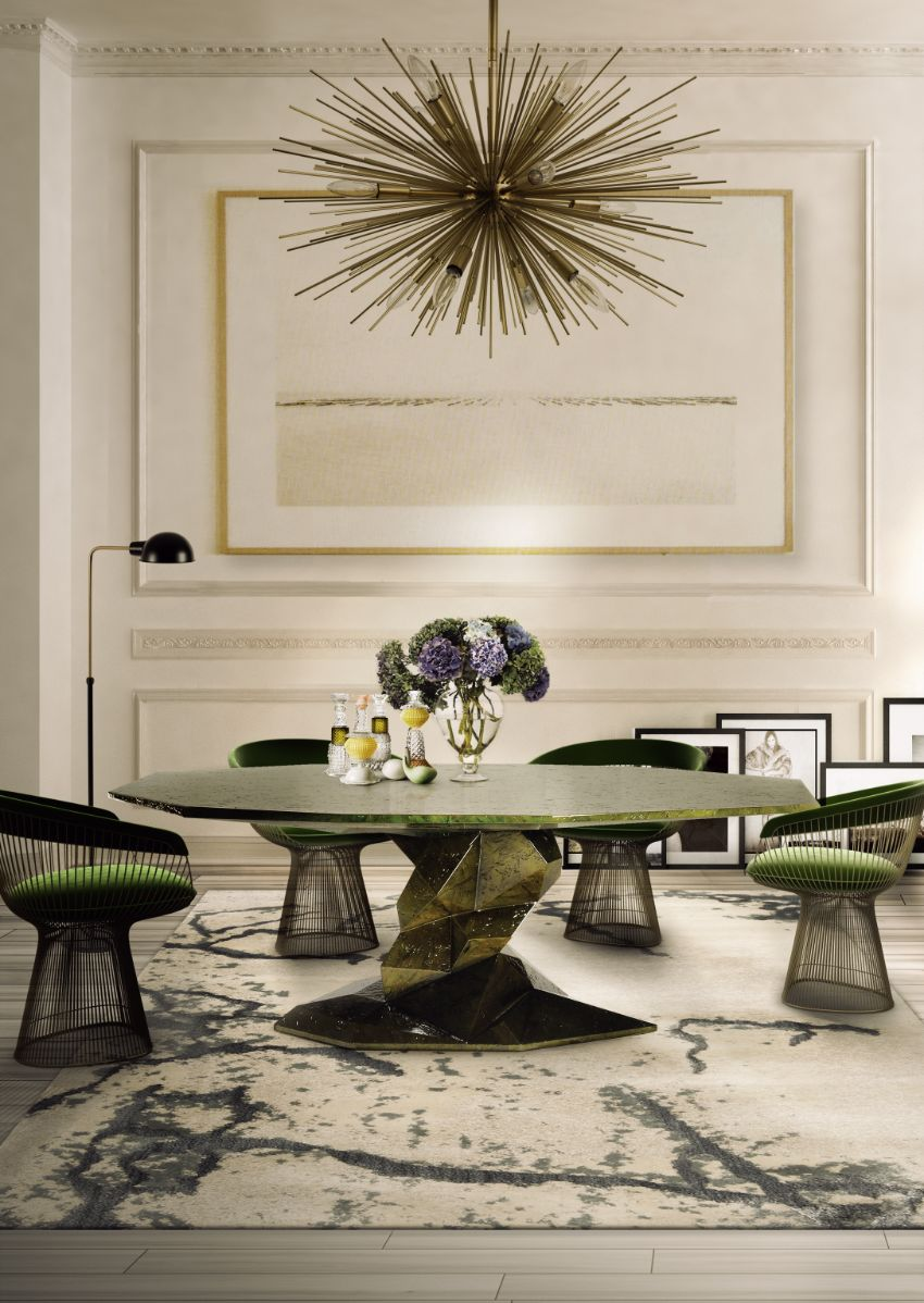 5 Ideas To Change Your Modern Dining Room For Fall/Winter