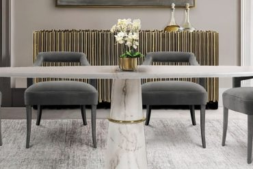 Improve Your Dining Room Design With These Modern Sideboards