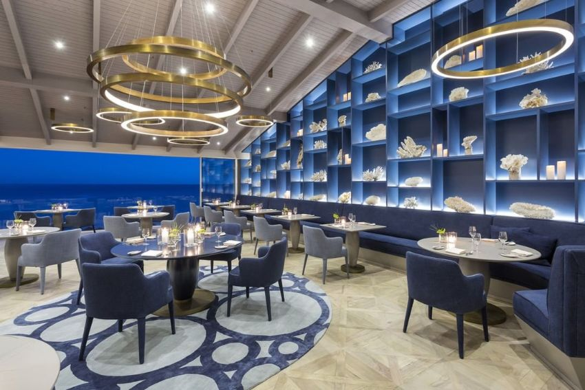 Ocean Restaurant – A Luxury Restaurant Where Sea Is The Star